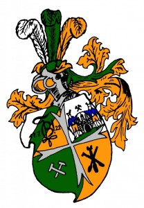 Bergland Wappen